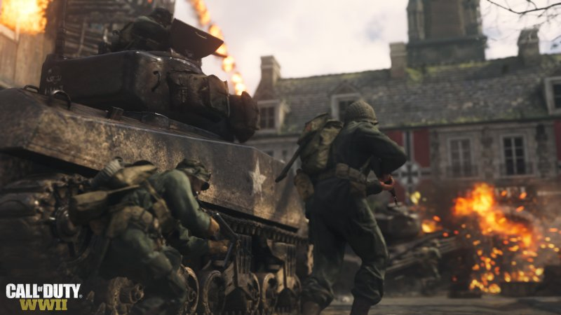 La violenza estrema di Call of Duty: WWII