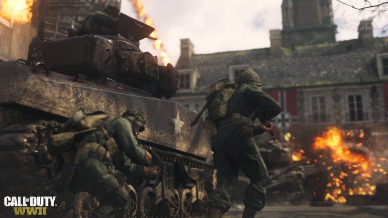 Le radici bagnate di sangue di Call of Duty: WWII