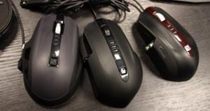 Microsoft - Mouse Sidewinder X8