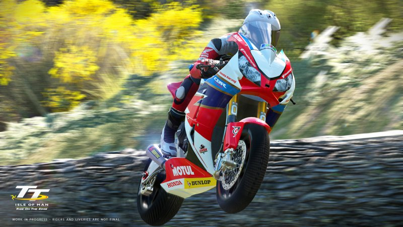 TT Isle of Man: il dilemma del muretto