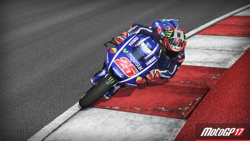MotoGP 17 disponibile da oggi nei negozi, con trailer di lancio