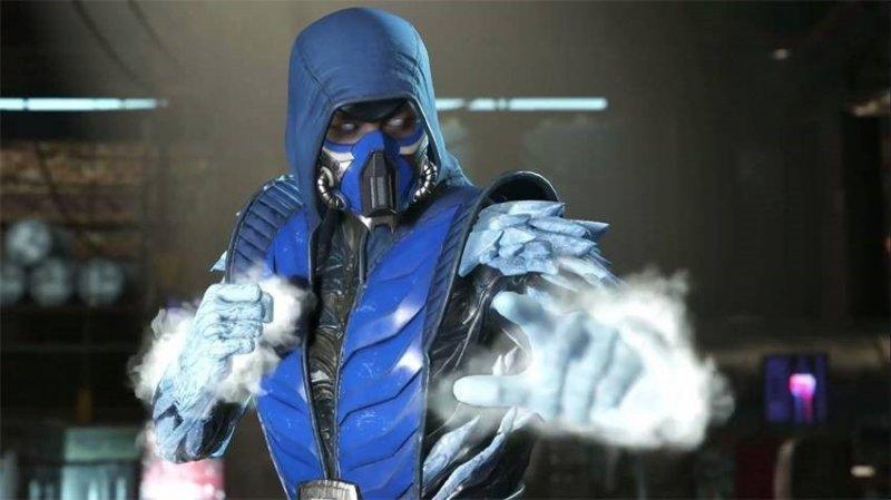 Sub-Zero è disponibile da oggi in Injustice 2