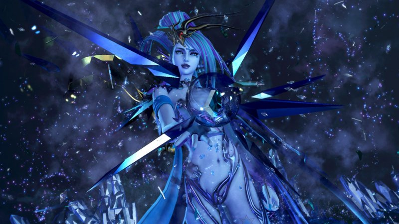 In Dissidia Final Fantasy il troppo stroppia?
