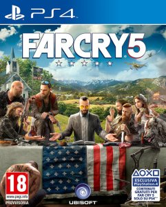 Far Cry 5 per PlayStation 4