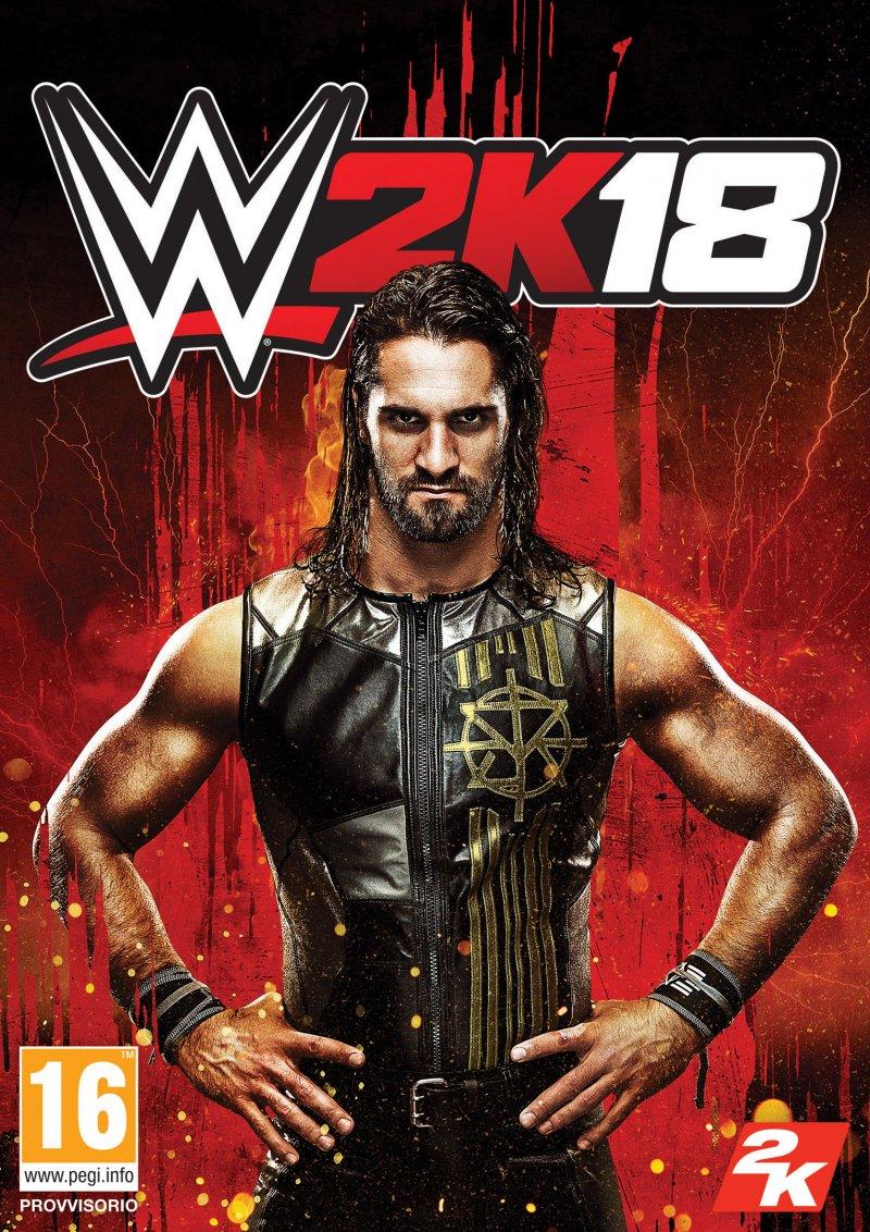 Adesso è ufficiale: WWE 2K18 arriverà su Switch in autunno