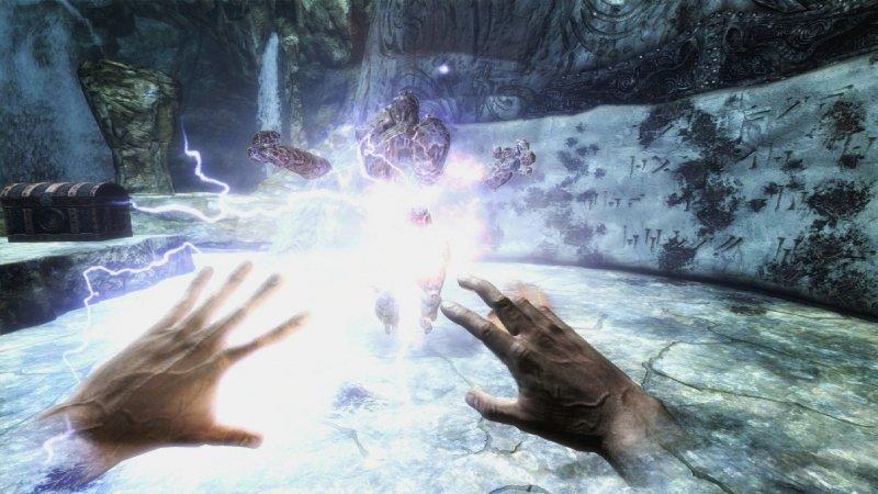 Il Sangue di Drago mette il caschetto: la recensione di Skyrim VR