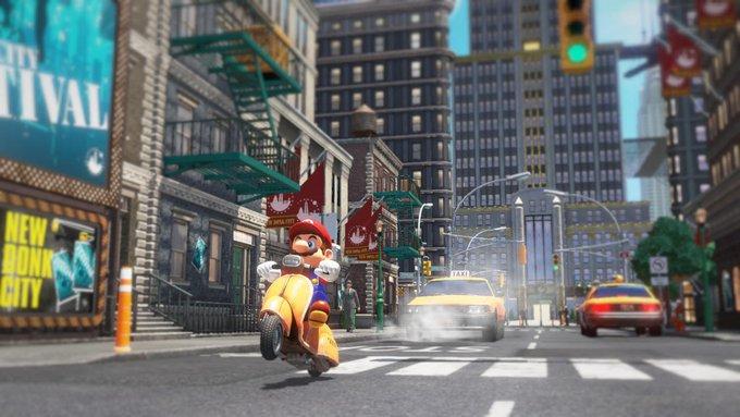 Super Mario Odyssey - Voci dal Sottobosco