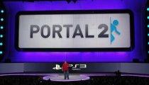 E3 2010 - Annuncio a sorpresa di Portal 2 alla conferenza Sony