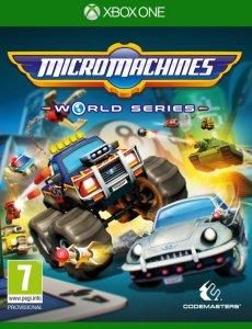 Micro Machines World Series per Xbox One