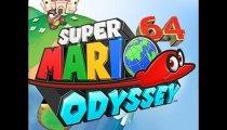 Super Mario 64 - La mod che aggiunge le abilità di Super Mario Odyssey