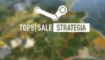 I cinque strategici da comprare nei saldi estivi di Steam