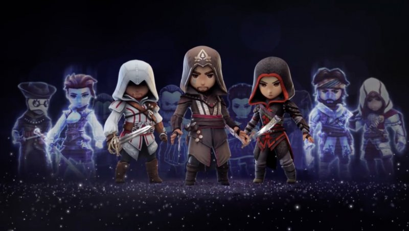 Assassin's Creed Rebellion, data di uscita e nuovo trailer