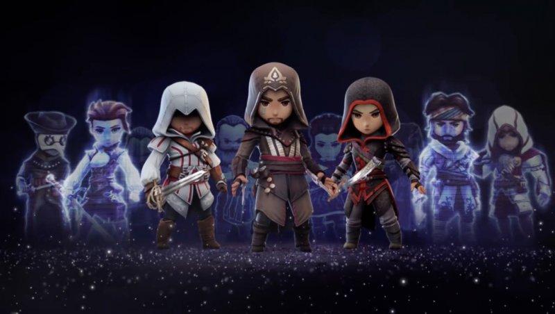 Assassin's Creed Rebellion, data di uscita e nuovo trailer