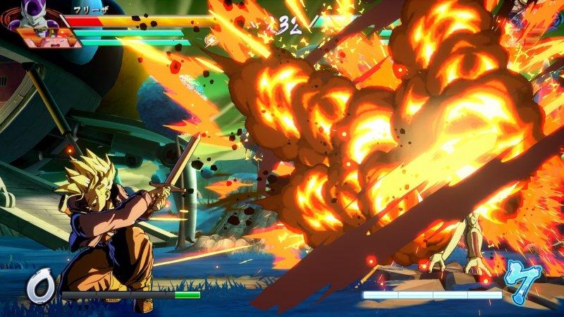 Il personaggio di Trunks nel nuovo trailer di Dragon Ball FighterZ, annunciata la closed beta su PlayStation 4 e Xbox One
