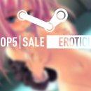 I cinque giochi erotici da comprare nei saldi estivi di Steam