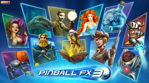 Pinball FX3 per PC Windows