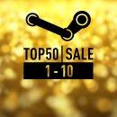I cinquanta giochi da comprare con i saldi estivi di Steam: 10-1