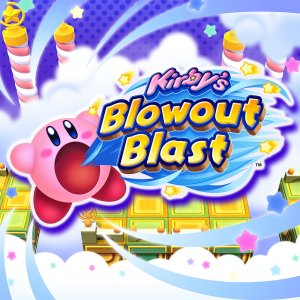 Kirby's Blowout Blast per Nintendo 3DS
