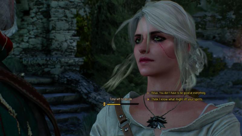 Essere padri in The Witcher 3