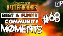I momenti migliori e più divertenti dalla community di Playerunknown's Battlegrounds