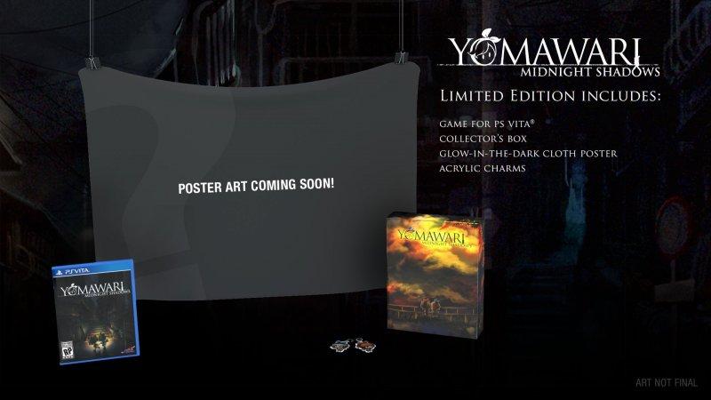 Yomawari: Midnight Shadows uscirà in Europa il 27 ottobre, disponibile un nuovo trailer