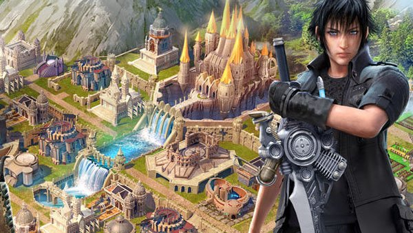 Oltre 20 milioni di download per Final Fantasy XV: A New Empire