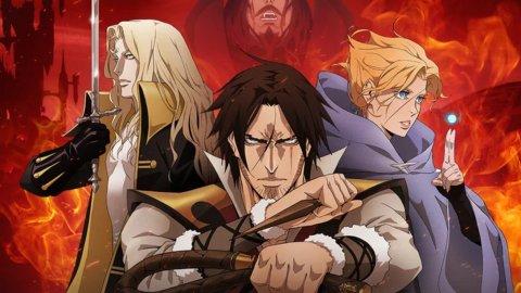 La serie animata Castlevania torna quest'estate con altre otto puntate