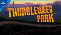 Thimbleweed Park - Trailer d'annuncio per la versione PlayStation 4