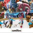 Il quadruplice pacchetto Champions amiibo per The Legend of Zelda: Breath of the Wild arriva in Europa