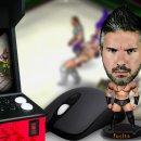 Botte da orbi nella nostra sala giochi dedicata a Fire Pro Wrestling World
