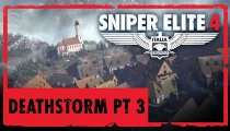 Sniper Elite 4 - Trailer del DLC Deathstorm Part 3