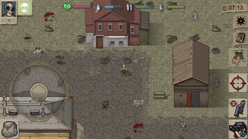 Mini DAYZ, l'alba dei mini morti viventi