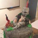 La serie Dark Souls diventa una torta... difficilissima da digerire