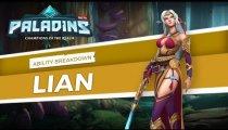 Paladins - Trailer di Lian