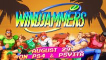 Windjammers - Trailer dei personaggi