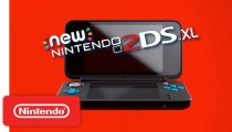 New Nintendo 2DS XL - Trailer di lancio