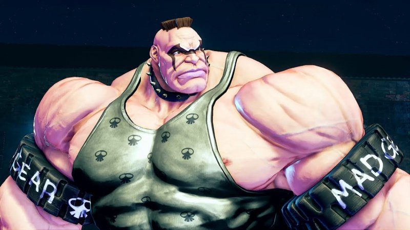 Abigail di Final Fight entra nel roster di Street Fighter V