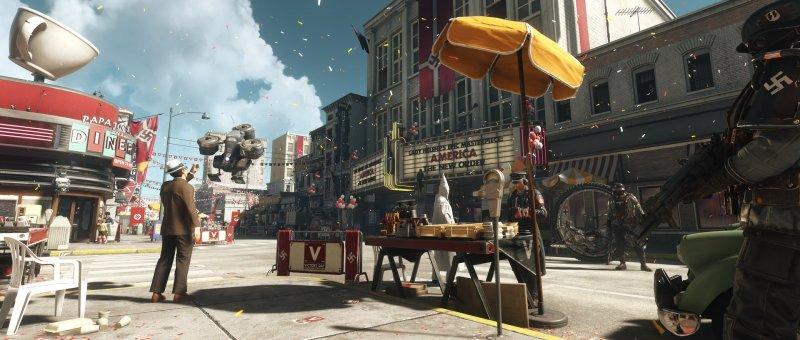 La recensione di Wolfenstein II: The New Colossus