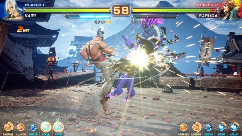 Un trailer con personaggi classici per Fighting EX Layer