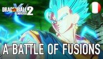 """Dragon Ball Xenoverse 2 - Trailer """"A battle of fusions"""""""