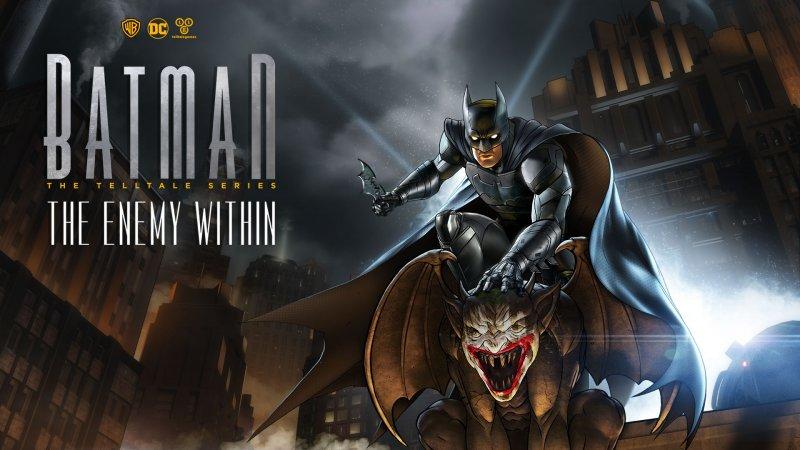 Batman: The Enemy Within si mostra nel suo trailer di lancio
