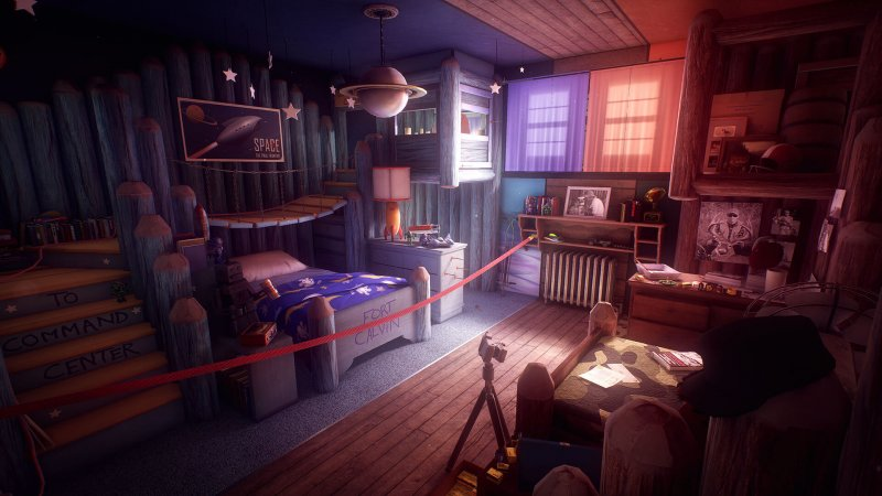What Remains of Edith Finch: Amabili resti