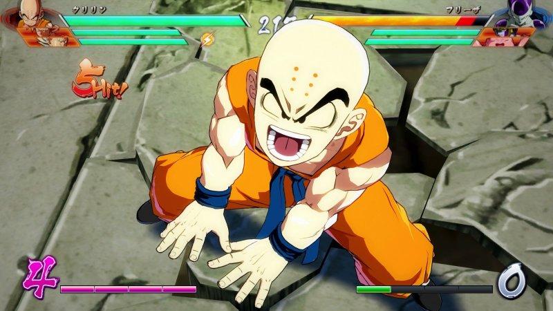 La Beta di Dragon Ball Fighterz in realtà è l'omega