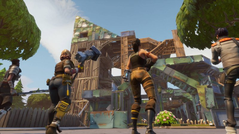 La Recensione Di Fortnite Multiplayerit