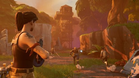 L'ultimo update di Fortnite ha attivato di nuovo il cross play tra utenti PC, PlayStation 4 e Xbox One
