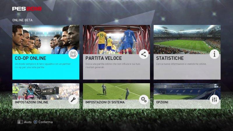 In rete... sulla Rete con Pro Evolution Soccer 2018