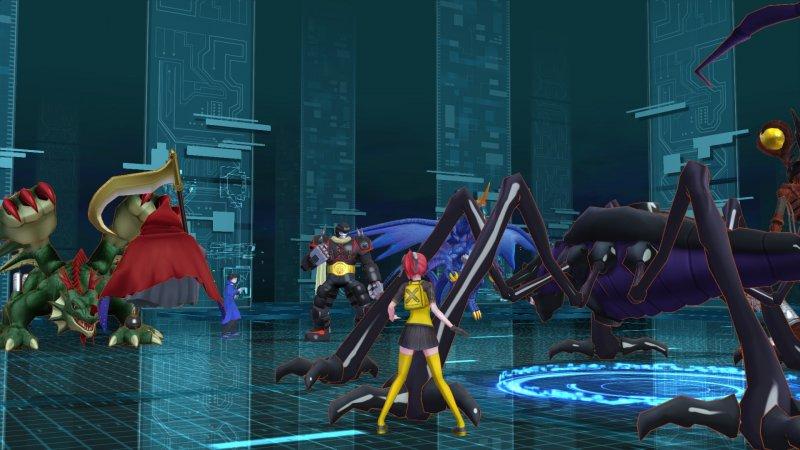 La recensione di Digimon Story: Cyber Sleuth - Hacker's Memory
