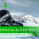 CryEngine - 5.4 Feature - Terrain Blending