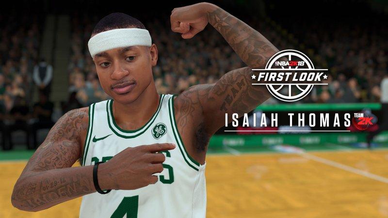 """""""The Prelude"""", la demo di NBA 2K18, sarà disponibile l'8 settembre: eccola in un nuovo trailer"""