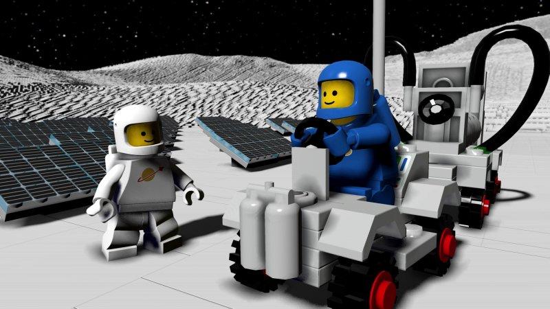 La recensione di Lego Worlds su Switch